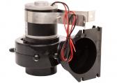 Extracteur électrique 75mm / 4 m³/min